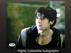Jon Foo Signed 8x10 Photo Autograph Psa Dna Coa Rush Hour Tekken