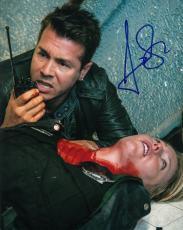 Jon Seda signed Chicago P.D TV Show 8x10 photo w/coa Antonio Dawson #JS1