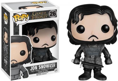 Jon Snow Game of Thrones #26 Funko Pop!