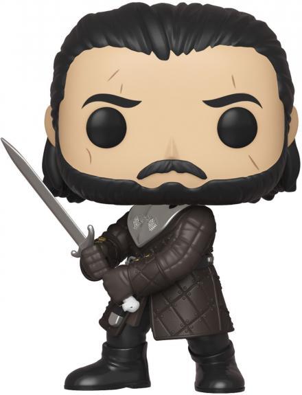 Jon Snow Season 8 Game of Thrones #80 Funko Pop! Figurine