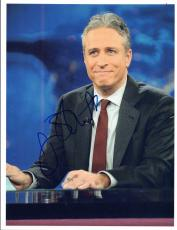 Jon Stewart Signed Autographed 8x10 Photo The Daily Show COA VD