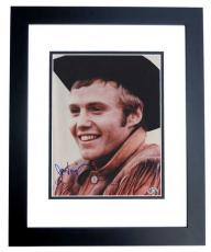 Jon Voight Autographed 8x10 Photo BLACK CUSTOM FRAME