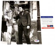 Jon Voight Autographed 8x10 Photo (midnight Cowboy) Psa/dna!