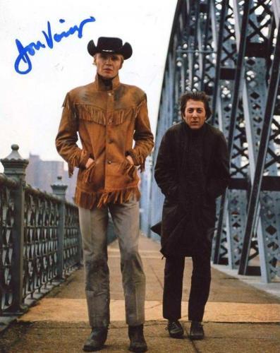 Jon Voight Mickey Donovan Actor Midnight Cowboy Signed Autographed  8x10 Photo W