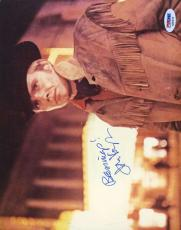 Jon Voight Midnight Cowboy Psa/dna Coa Signed 8x10 Photo Authenticated Autograph