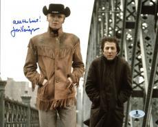 Jon Voight Midnight Cowboy Signed 8X10 Photo Autographed BAS #B13059