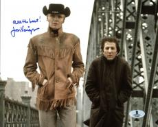 Jon Voight Midnight Cowboy Signed 8X10 Photo Autographed BAS #B13059
