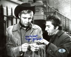 Jon Voight Midnight Cowboy Signed 8X10 Photo Autographed BAS #B13066