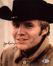 Jon Voight Midnight Cowboy Signed 8x10 Photo Autographed BAS #D71704