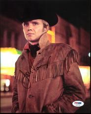 Jon Voight Midnight Cowboy Signed 8X10 Photo PSA/DNA #AC45150