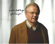 "JON VOIGHT - Movies Include ""MIDNIGHT COWBOY"", ""DELIVERANCE"", and ""COMING HOME"" Signed 10x8 Color Photo"