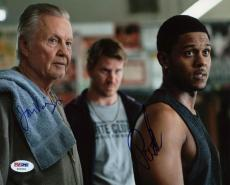 Jon Voight & Pooch Hall Ray Donovan Signed 8X10 Photo PSA/DNA #X12141