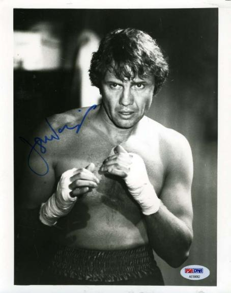 Jon Voight Psa Dna Coa Autograph The Champ 8x10 Photo Hand Signed