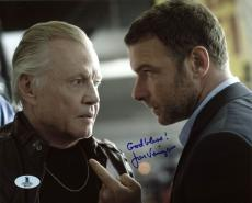Jon Voight Ray Donovan Signed 8X10 Photo Autographed BAS #B03713