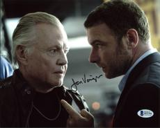 Jon Voight Ray Donovan Signed 8X10 Photo Autographed BAS #B73791