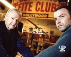 Jon Voight Ray Donovan Signed 8X10 Photo Autographed BAS #C32047