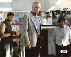 Jon Voight Ray Donovan Signed 8X10 Photo Autographed PSA/DNA #AC45335
