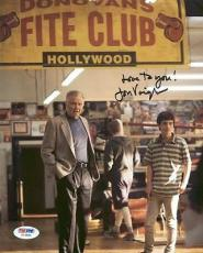 Jon Voight Ray Donovan Signed 8X10 Photo Autographed PSA/DNA #Y73884
