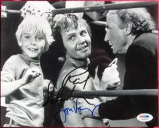 Jon Voight Ricky Schroeder signed 8x10 photo The Champ PSA/DNA autograph