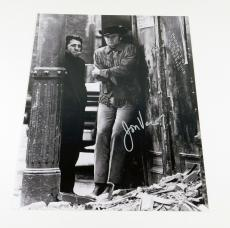 Jon Voight Signed 11 x 14 Color Photo Pose #8 Midnight Cowboy Auto