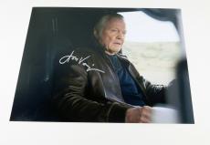 Jon Voight Signed 11 x 14 Color Photo Pose #9 Auto