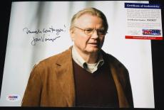 Jon Voight signed 8 x 10, The Rainmaker, The Champ, PSA/DNA X41827