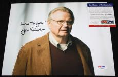 Jon Voight signed 8 x 10, The Rainmaker, The Champ, PSA/DNA Z35996