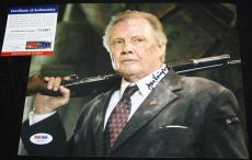 Jon Voight signed 8 x 10, The Rainmaker, The Champ, PSA/DNA Z35997