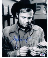 Jon Voight signed 8x10 photo Midnight Cowboy PSA/DNA autograph