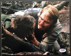 Jon Voight Signed 8x10 Photo Psa Dna Coa Autograph Deliverance