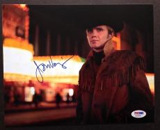 Jon Voight Signed 8x10 Photo Psa Dna Coa Autograph Midnight Cowboy