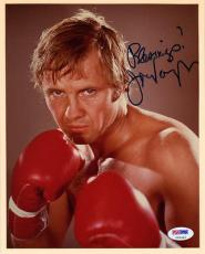 JON VOIGHT SIGNED AUTOGRAPHED 8x10 PHOTO THE CHAMP PSA/DNA