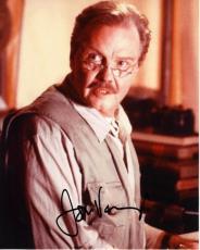 Jon Voight Signed - Autographed Lara Croft Tomb Raider 8x10 Photo