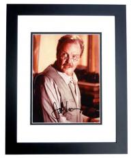 Jon Voight Signed - Autographed Lara Croft Tomb Raider 8x10 Photo BLACK CUSTOM FRAME