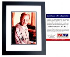 Jon Voight Signed - Autographed Lara Croft Tomb Raider 8x10 Photo - Ray Donovan Actor - BLACK CUSTOM FRAME - PSA/DNA Certificate of Authenticity (COA)