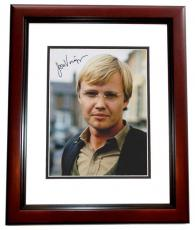 Jon Voight Signed - Autographed Legendary Actor 8x10 Photo MAHOGANY CUSTOM FRAME