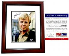 Jon Voight Signed - Autographed Legendary Actor 8x10 Photo - Ray Donovan Actor - MAHOGANY CUSTOM FRAME - PSA/DNA Certificate of Authenticity (COA)