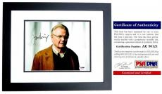 Jon Voight Signed - Autographed NATIONAL TREASURE 8x10 Photo BLACK CUSTOM FRAME - Ray Donovan Actor - PSA/DNA Certificate of Authenticity (COA)