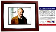 Jon Voight Signed - Autographed NATIONAL TREASURE 8x10 Photo MAHOGANY CUSTOM FRAME - Ray Donovan Actor - PSA/DNA Certificate of Authenticity (COA)