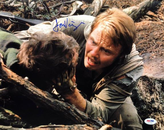 Jon Voight Signed 'Deliverance' 11x14 Photo PSA AD41045