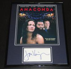 Jon Voight Signed Framed 11x14 Photo Display Anaconda