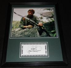 Jon Voight Signed Framed 11x14 Photo Poster Display Deliverance C