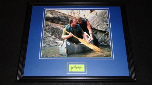 Jon Voight Signed Framed 11x14 Photo Poster Display Deliverance D