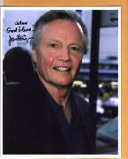 Jon Voight-signed photo