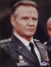 Jon Voight Signed RARE Most Wanted 8x10 Photo PSA/DNA