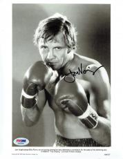 Jon Voight Signed The Champ Authentic Autographed 8x10 B/W Photo PSA/DNA#AA63994