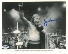 Jon Voight Signed The Champ Authentic Autographed 8x10 Photo (PSA/DNA) #Q53280