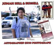 "JONAH HILL Signed ""SUPERBAD"" Autographed 8x10 PHOTO - JSA #I84585"