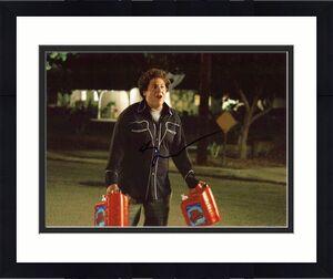 Jonah Hill Superbad Signed 11X14 Photo Autographed PSA/DNA #J36395