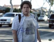 Jonah Hill Superbad Signed 11X14 Photo Autographed PSA/DNA #J62811